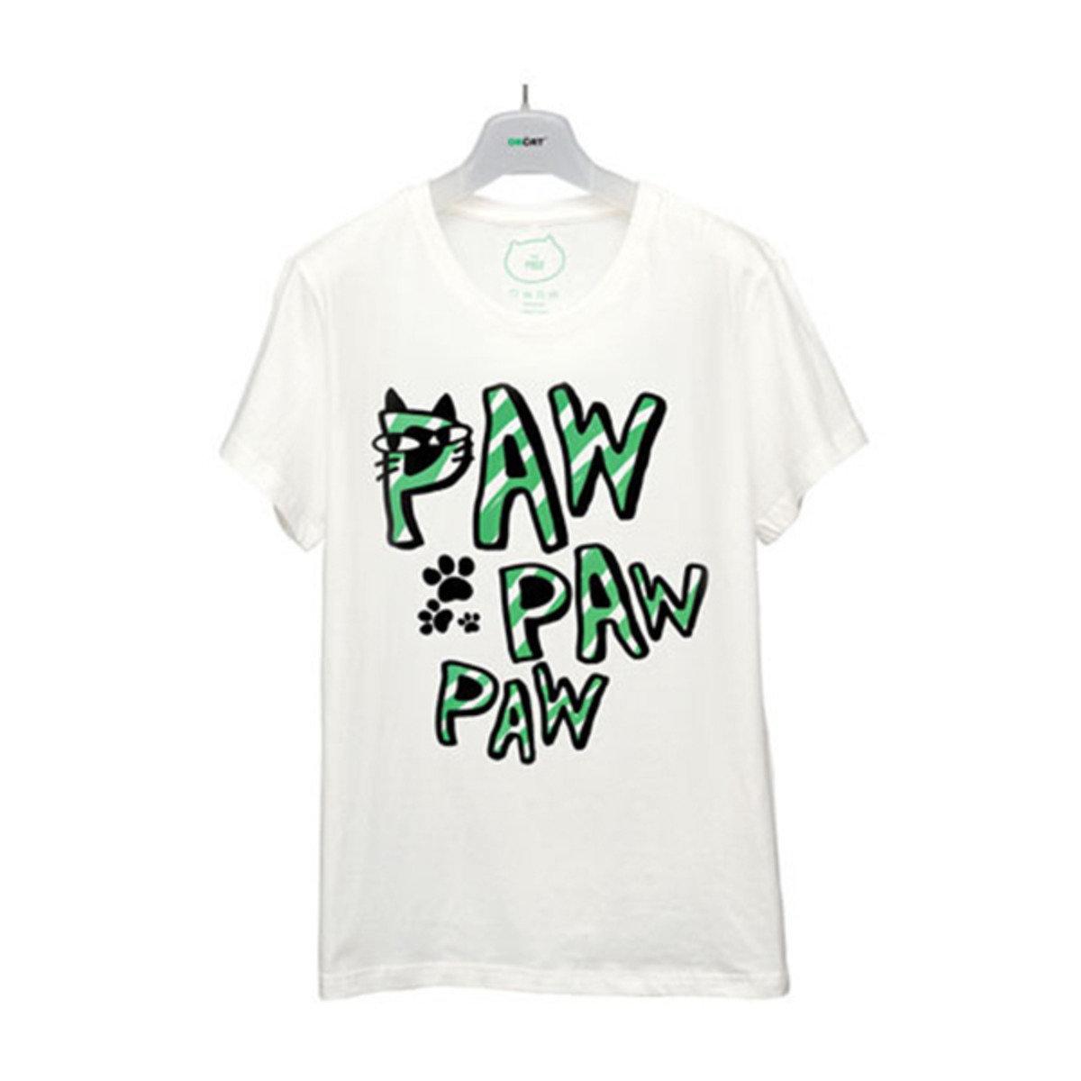 T-SHIRT F (PAW PAW PAW) _GD00011451