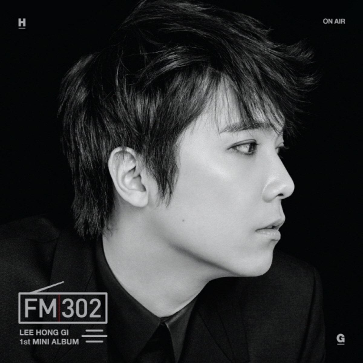 FTISLAND - Lee Hong Gi - Mini Album Vol.1 [FM 302] (Black Ver.)