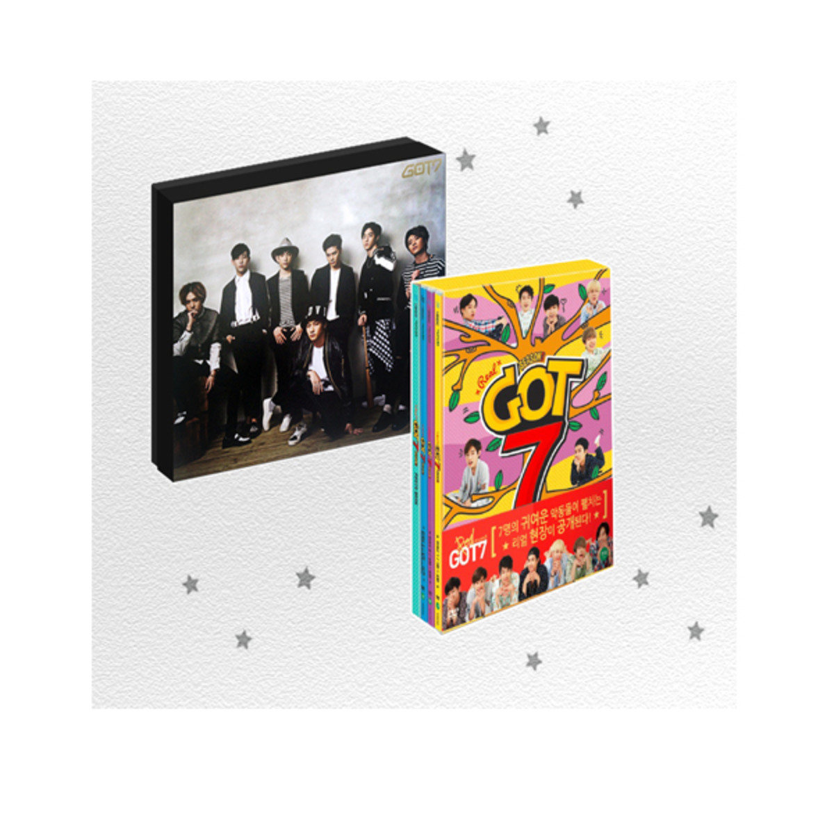 [DVD] GOT7 -  REAL GOT7 第三季 + Summer Package