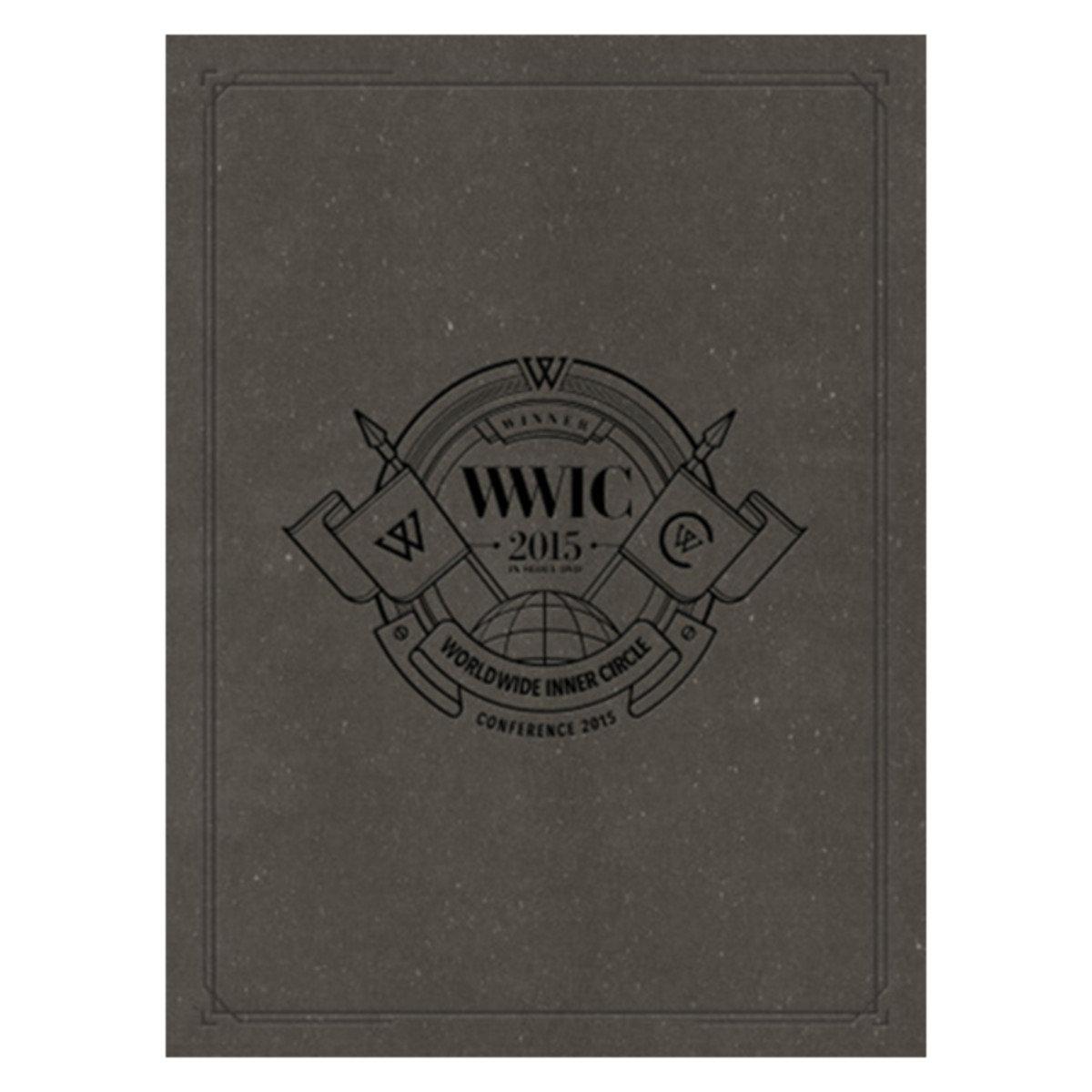 [DVD] Winner - WWIC 2015 IN SEOUL DVD 2015首爾演唱會