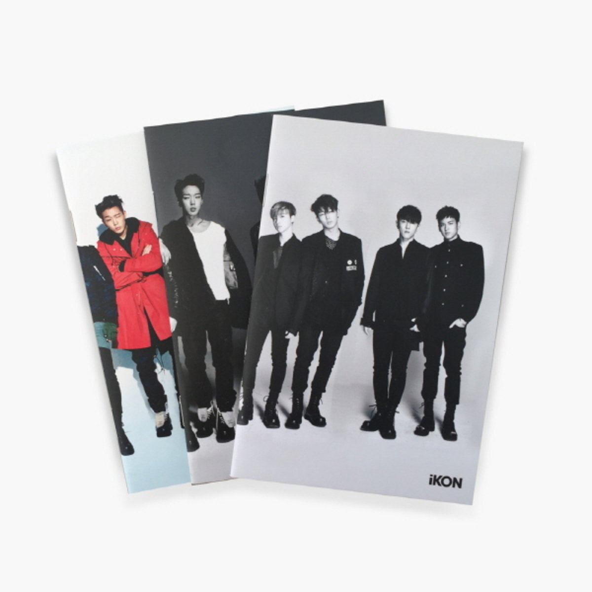 iKON - iKON NOTEBOOK SET [iKONCERT 2016 'SHOWTIME TOUR' MD]