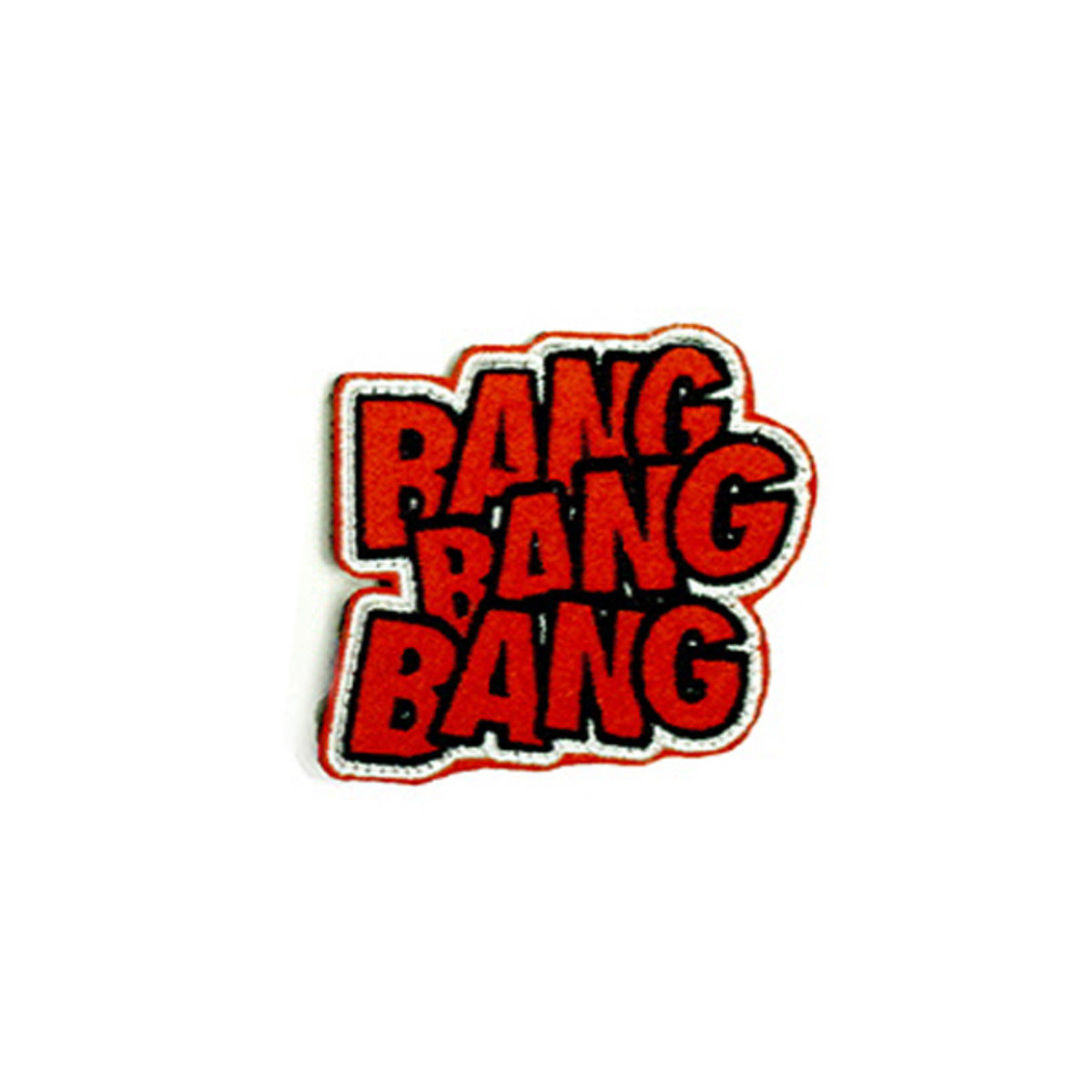 BIGBANG - 襟章 (BANGBANGBANG) [BIGBANG WORLD TOUR 'MADE' FINAL IN SEOUL]