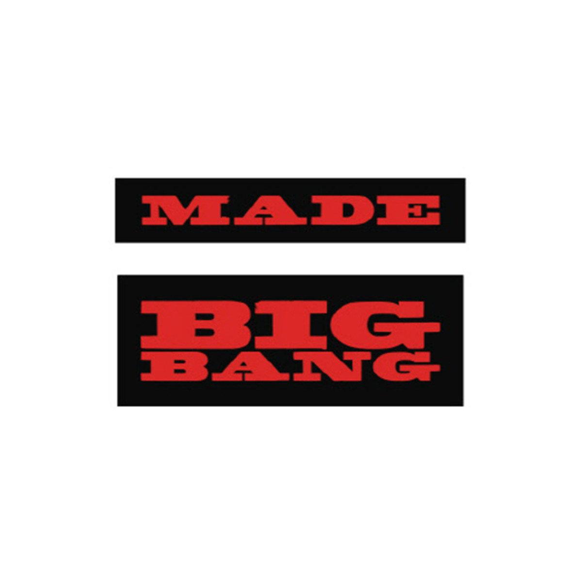 BIGBANG - 襟章 SET1 (MADE) [BIGBANG WORLD TOUR 'MADE' FINAL IN SEOUL]