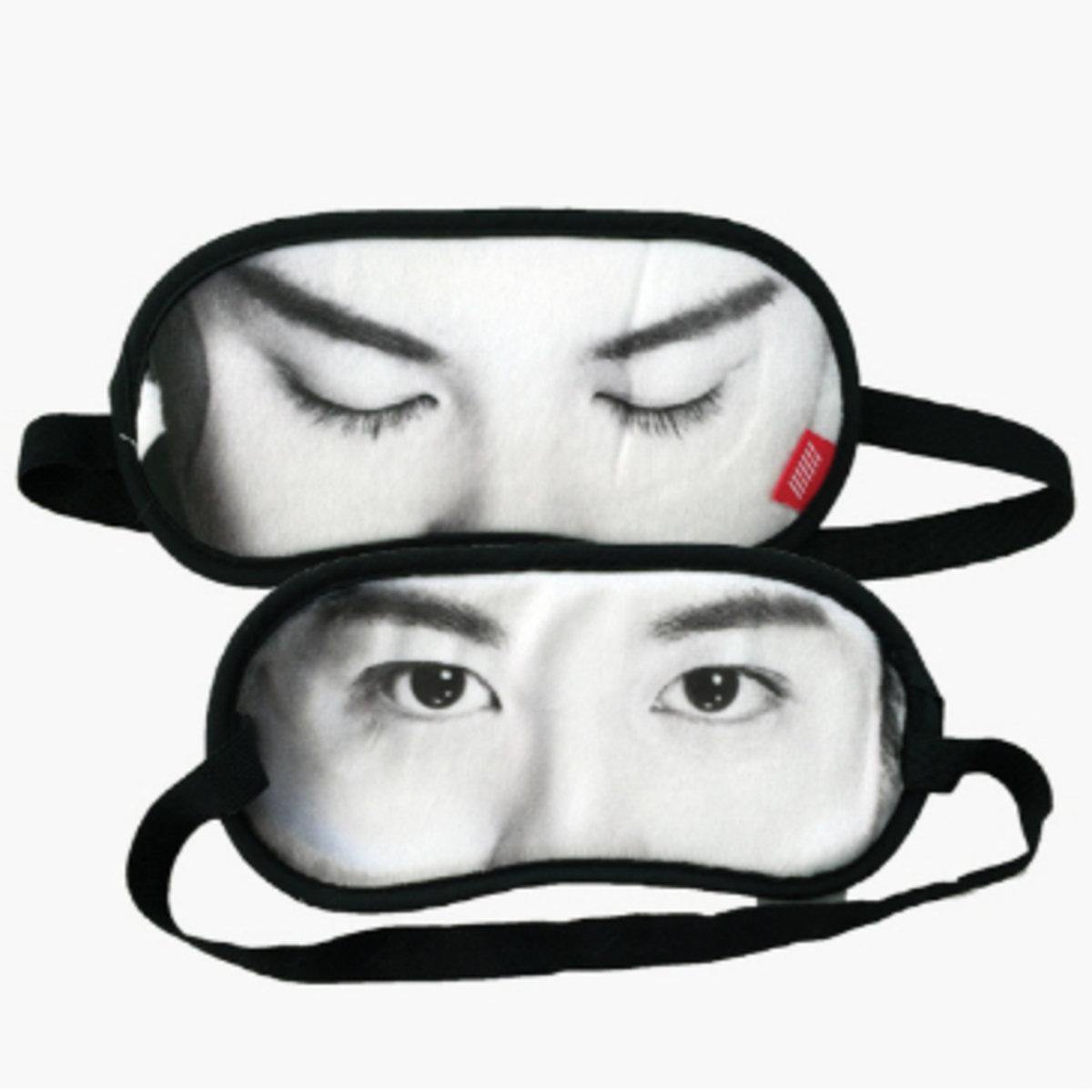 iKON - iKON 睡眠眼罩_CHANWOO [iKONCERT 2016 'SHOWTIME TOUR' MD]
