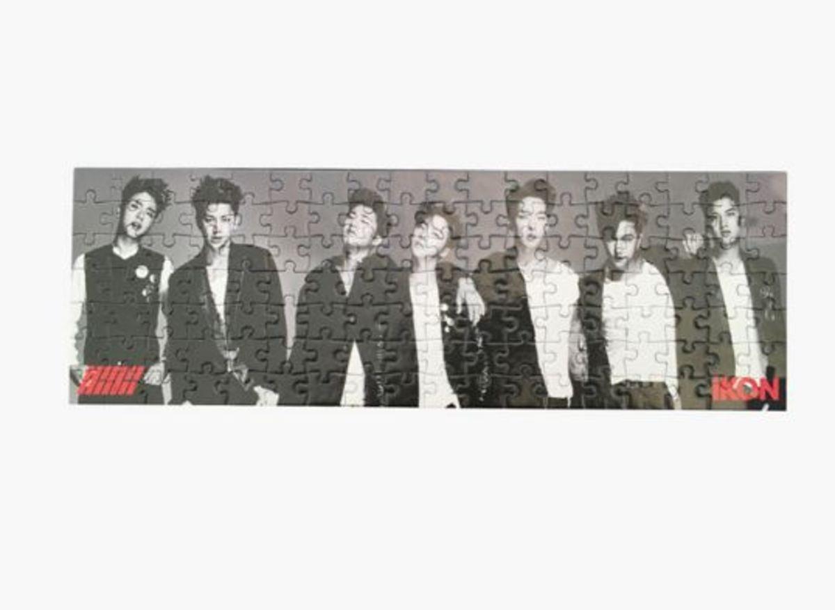iKON - 2016 iKON 拼圖 款 1 [iKONCERT 2016 'SHOWTIME TOUR' MD]