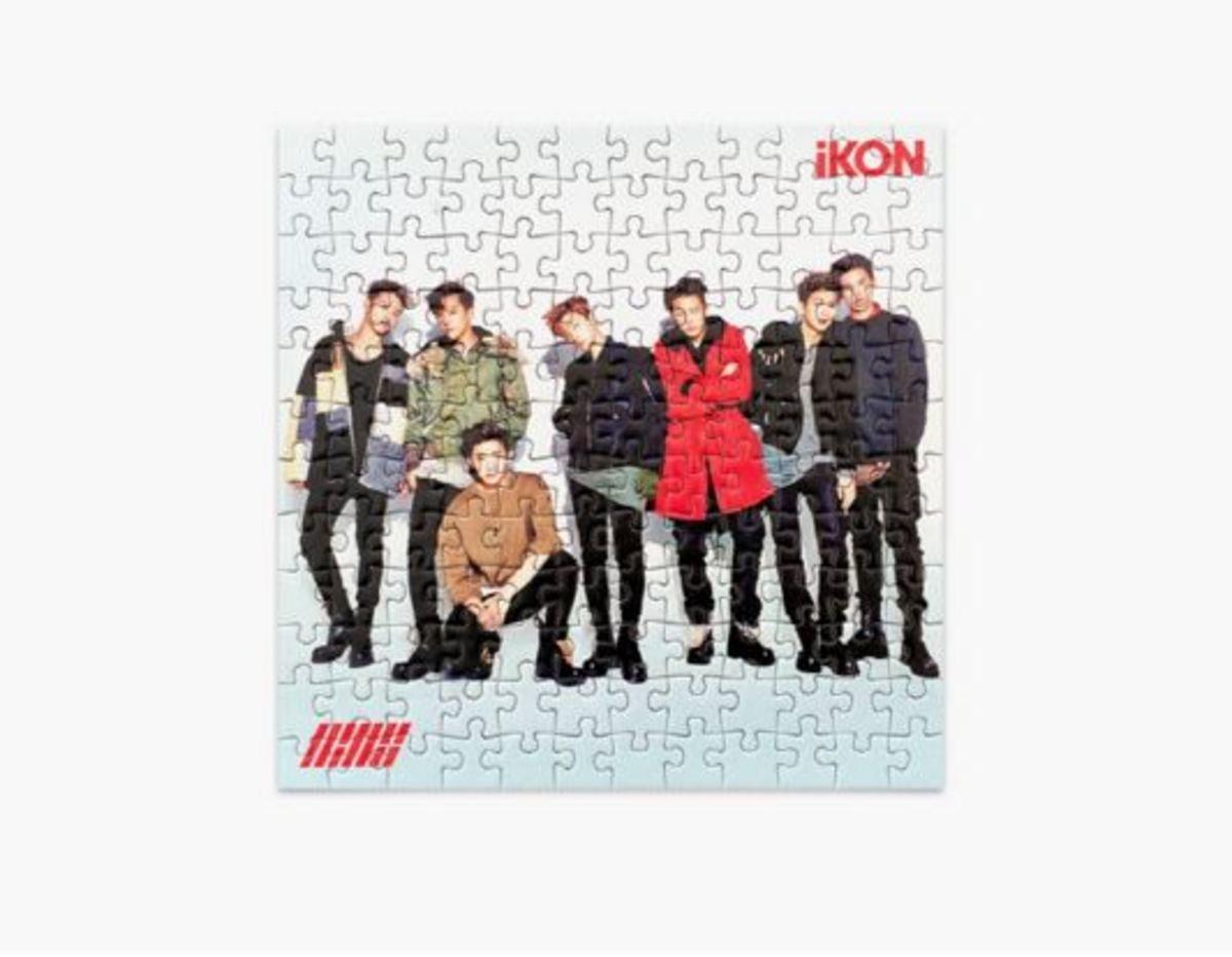 iKON - 2016 iKON 拼圖 款 3 [iKONCERT 2016 'SHOWTIME TOUR' MD]