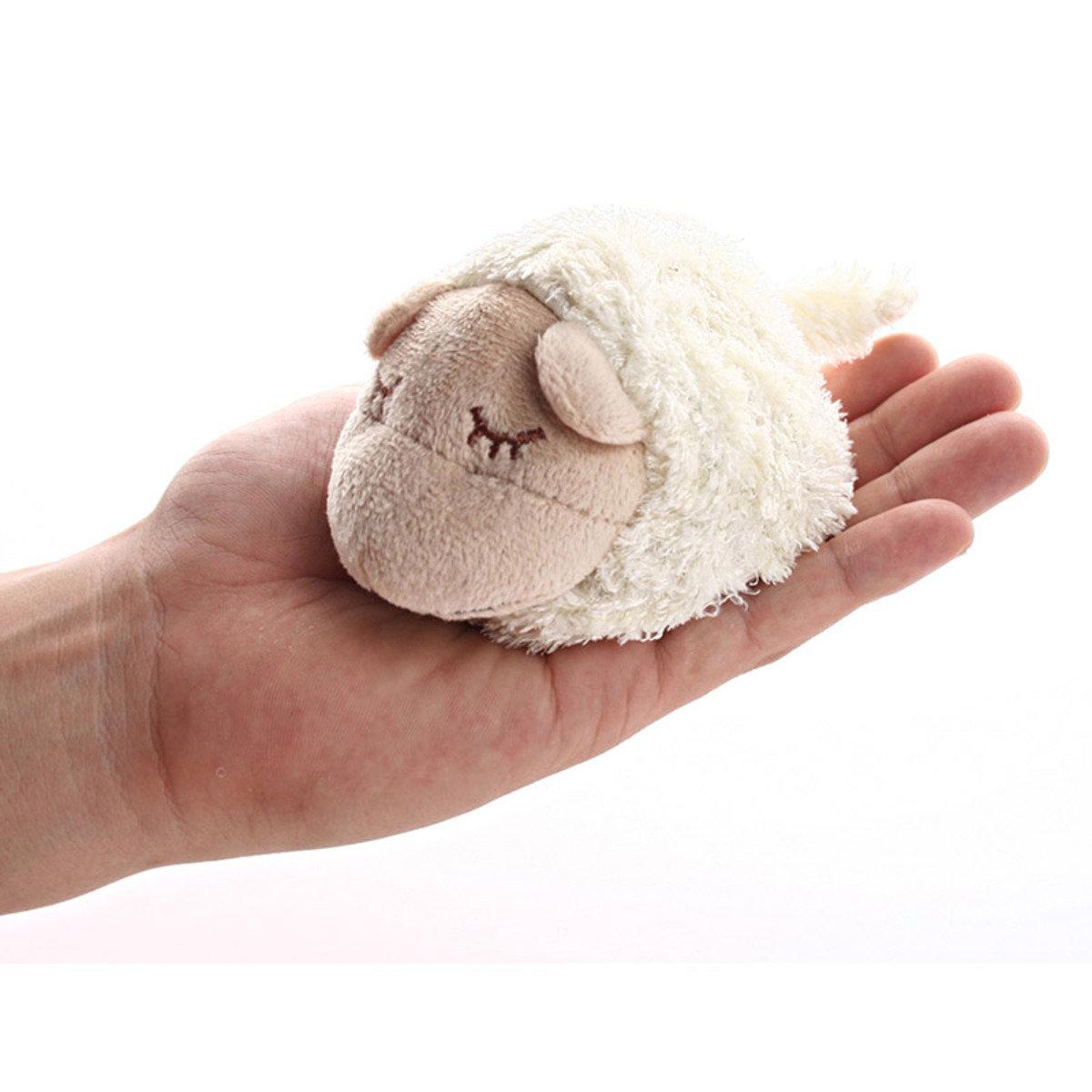 暖包公仔_ Sheep_白色