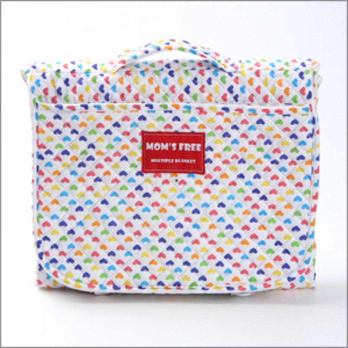 嬰兒尿布墊 (彩色)_Latex4