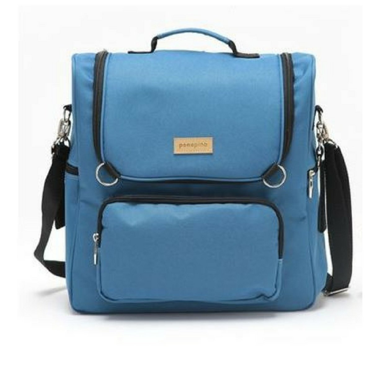 Ponopino防水背囊 (藍色)_Premium2