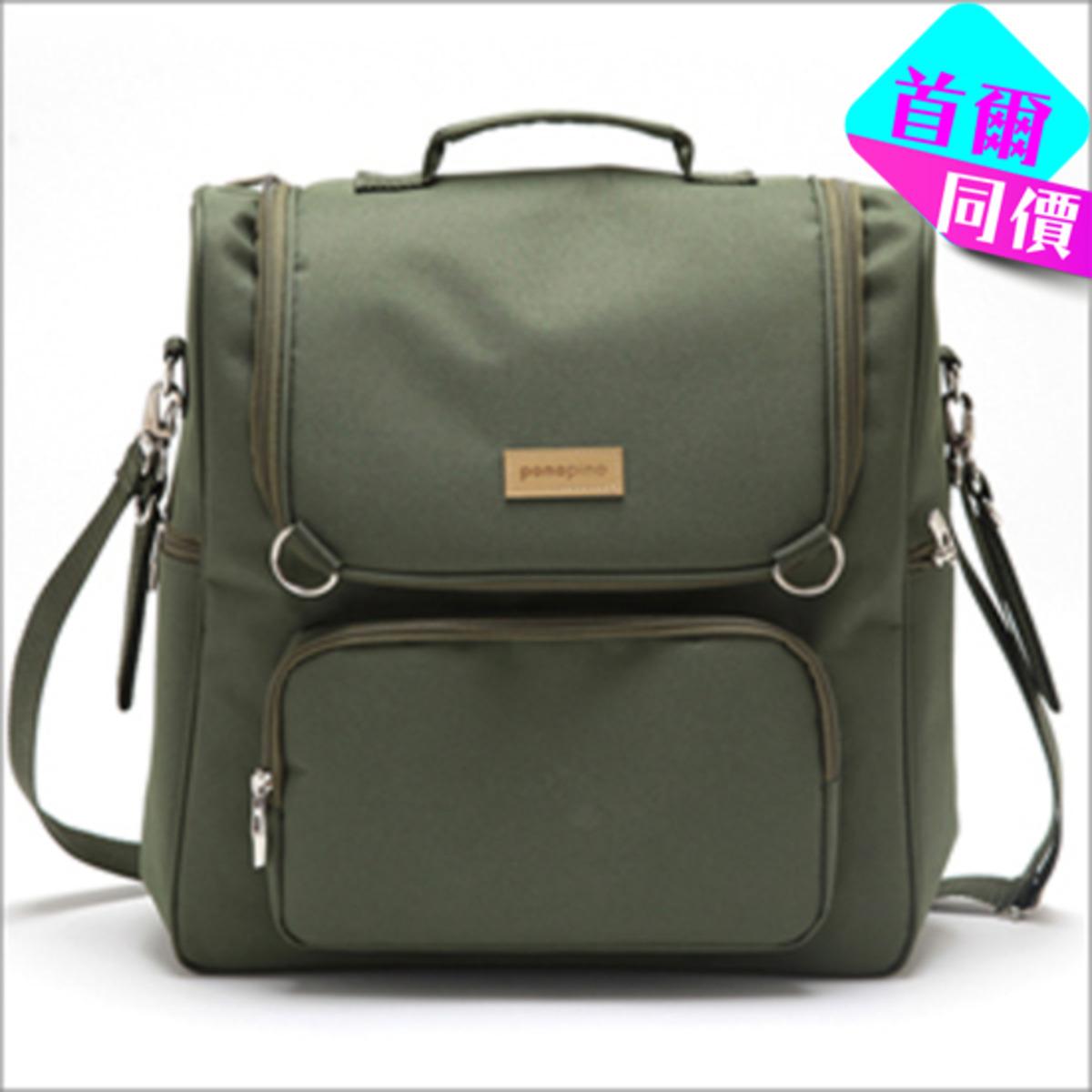 Ponopino防水背囊 (卡其色)_Premium6