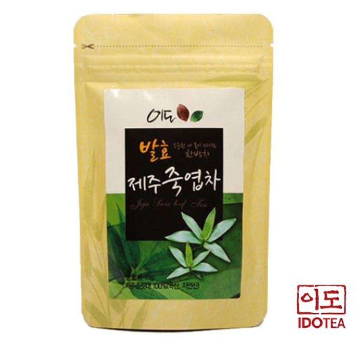 发酵济州竹叶茶15克
