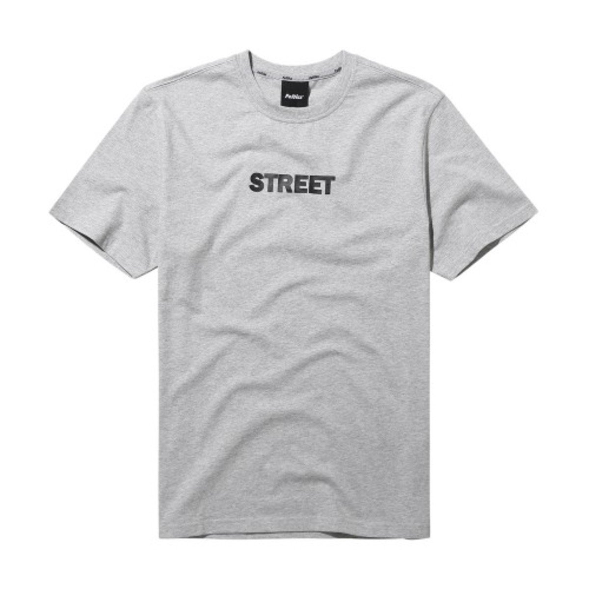 簡約印字短袖T恤
