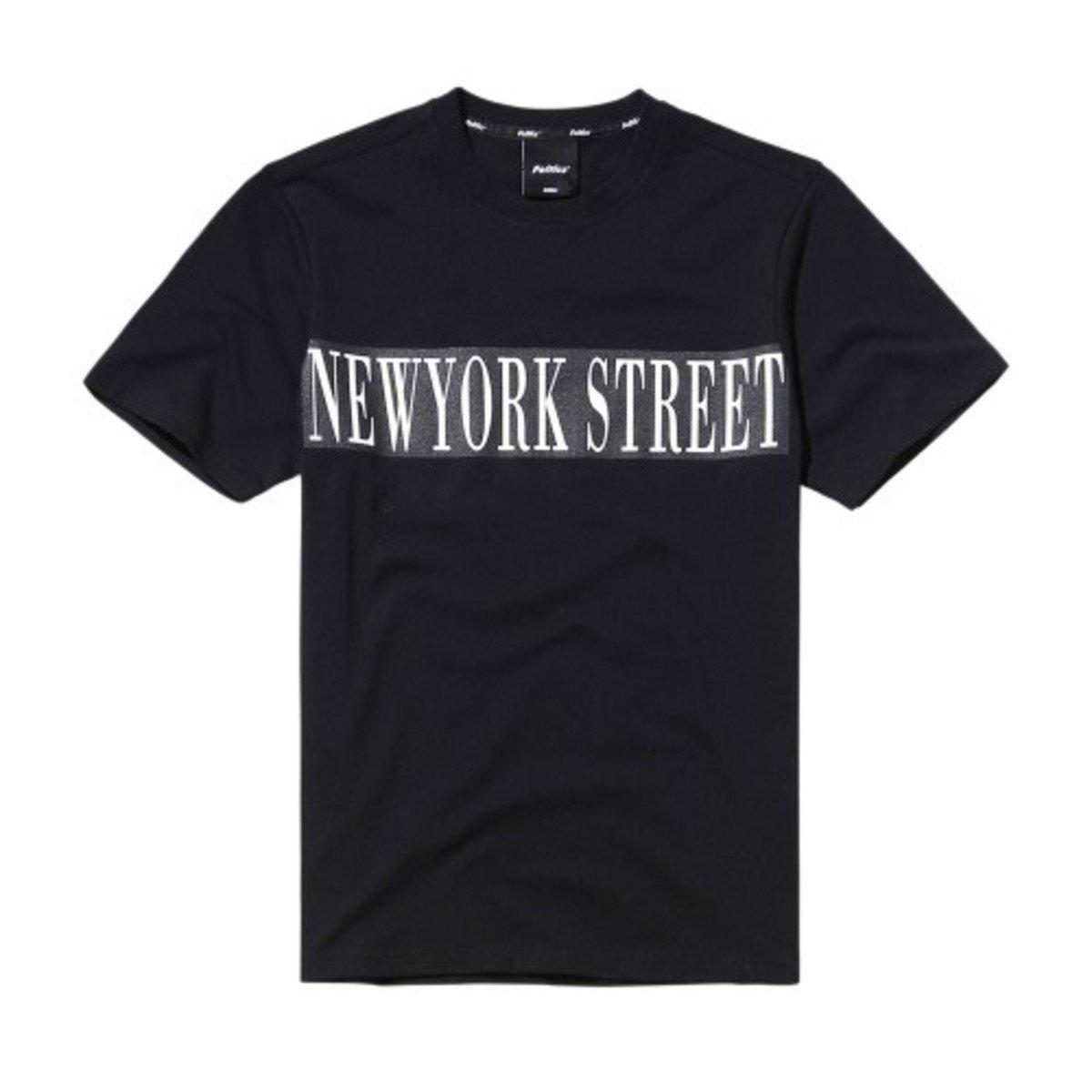 NEWYORK STREET 短袖T恤