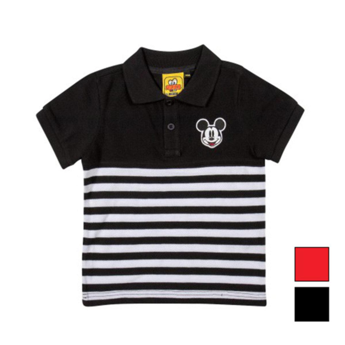 迪士尼米奇橫間Polo恤_FEOBKPQ50 (童裝)