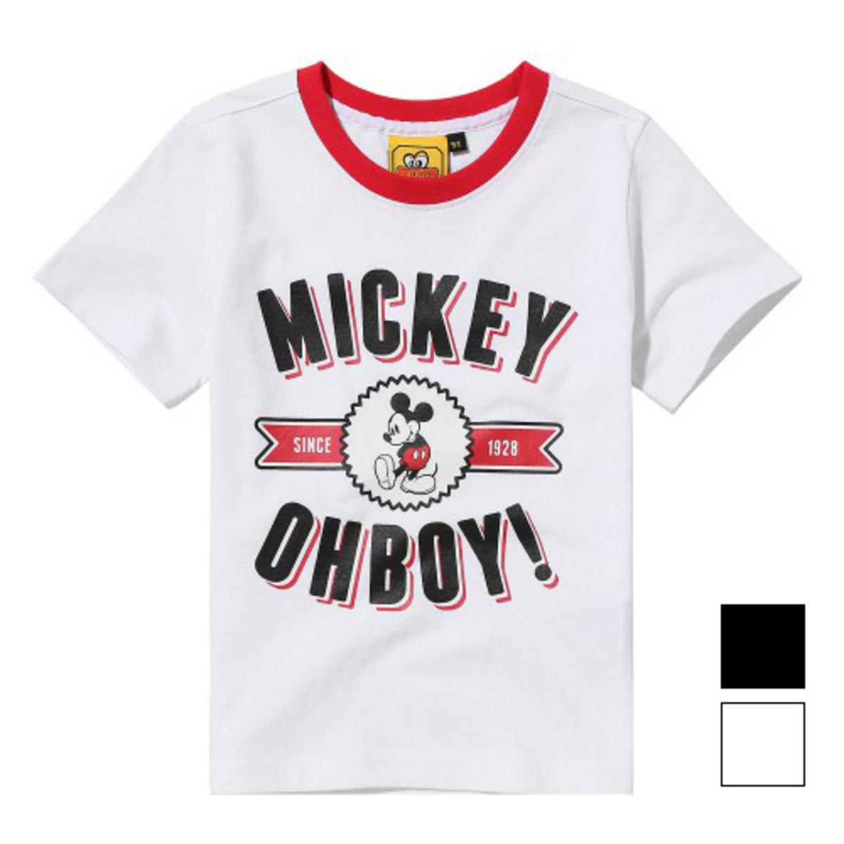 迪士尼米奇OHBOY T裇_FEOBKTS54 (童裝)