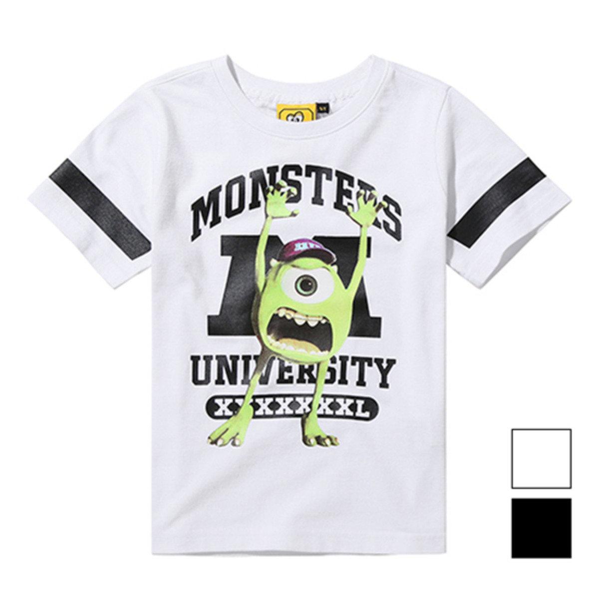迪士尼怪獸大學T裇_FEOBKTS56 (童裝)