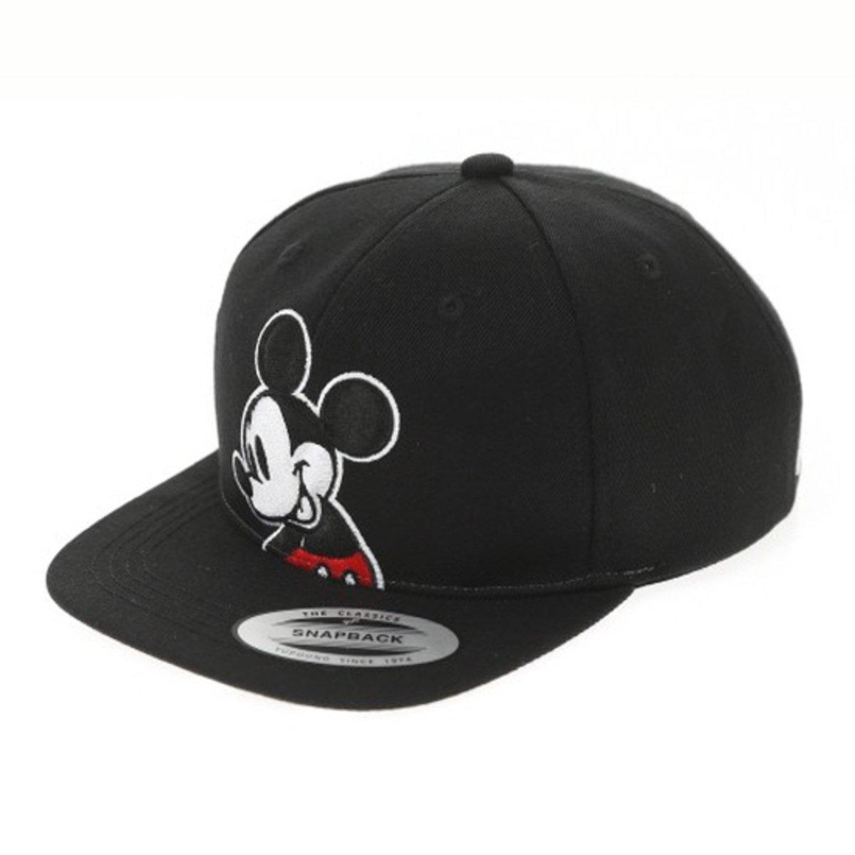 迪士尼米奇鴨舌帽_FEOFKCA50 (童裝)