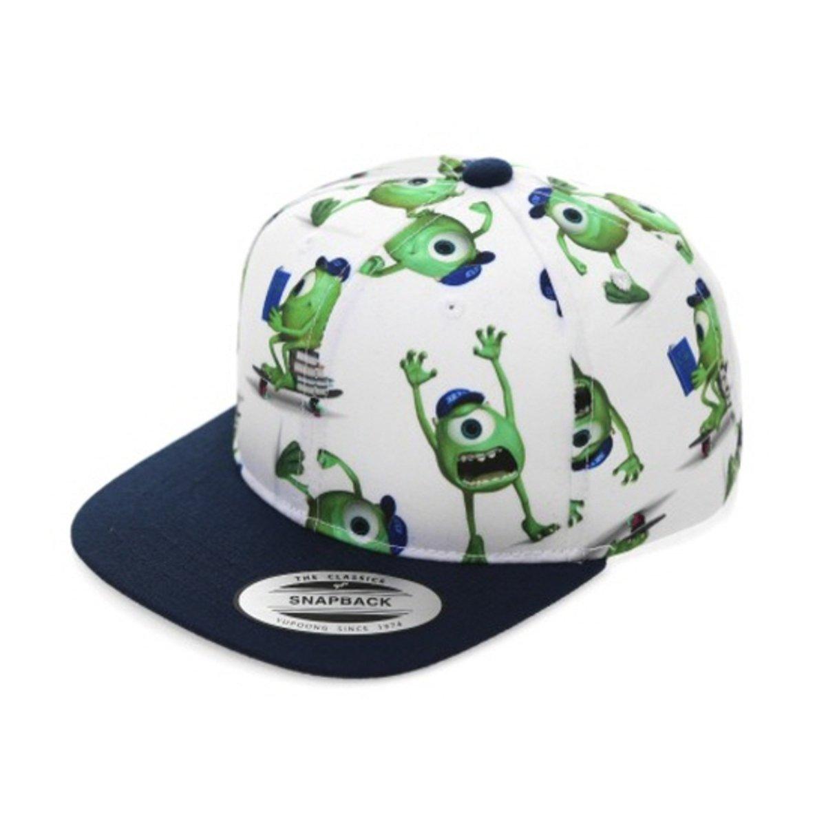 迪士尼怪獸公司鴨舌帽_FEOFKCA52 (童裝)