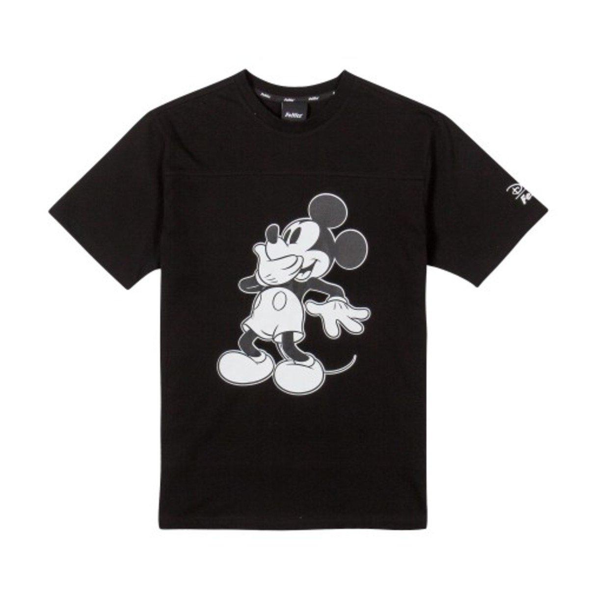 DISNEY MICKEY 1928 拼間色短袖T恤_FEOBMTS55