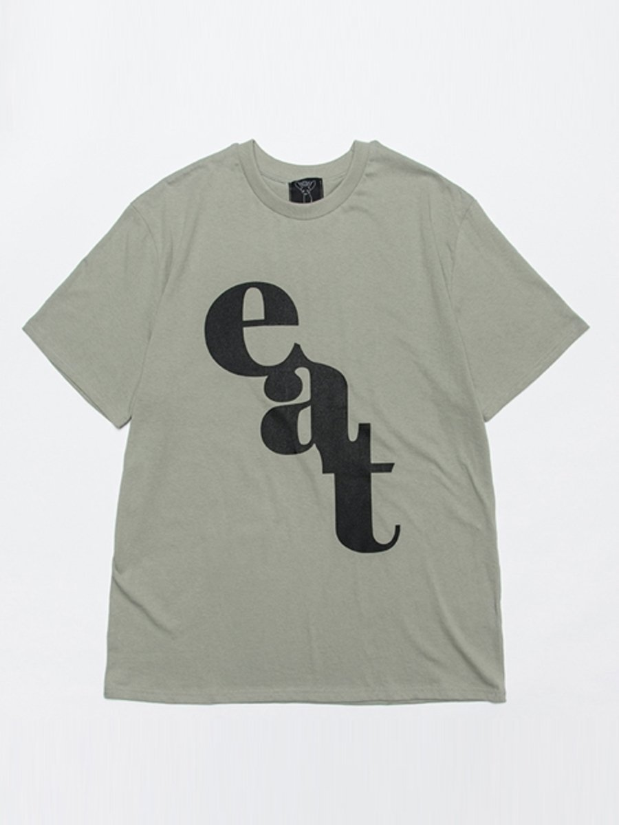 EAT字樣T恤_0MVH1TS01901F