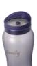 1000ml 矽膠塗層玻璃水瓶 - 紫色