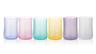 200毫升 矽膠塗層玻璃杯 (6杯套裝)