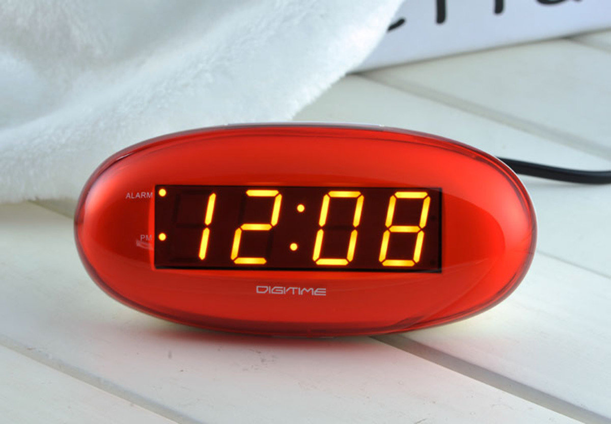 藥丸型鬧鐘 時尚 創意 生活 品味 禮品 電子 學生 兒童 靜音 家居 床頭 夜光 貪睡 迷你 小型 時鐘
