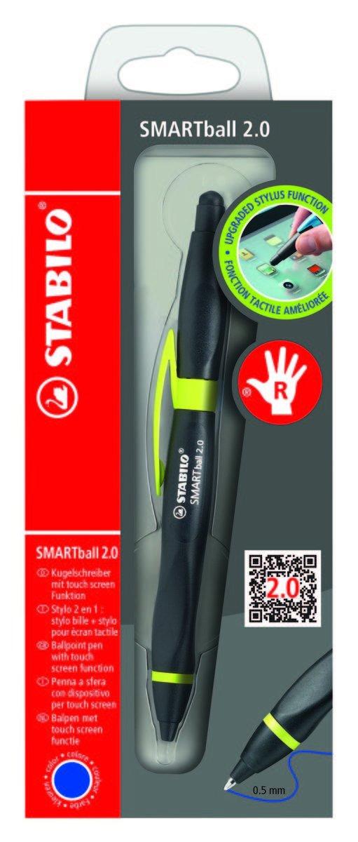 SMARTball 2.0 右手專用 - black/kiwi