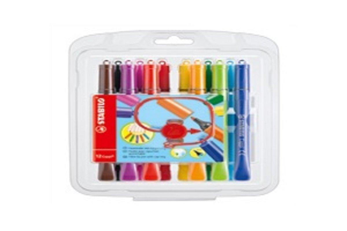 Cappi Pen 12's/ wallet