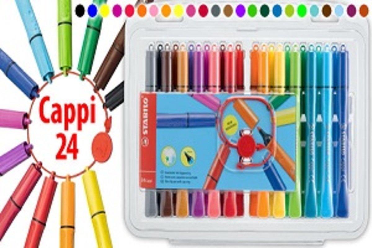 Cappi Pen 24's/ wallet