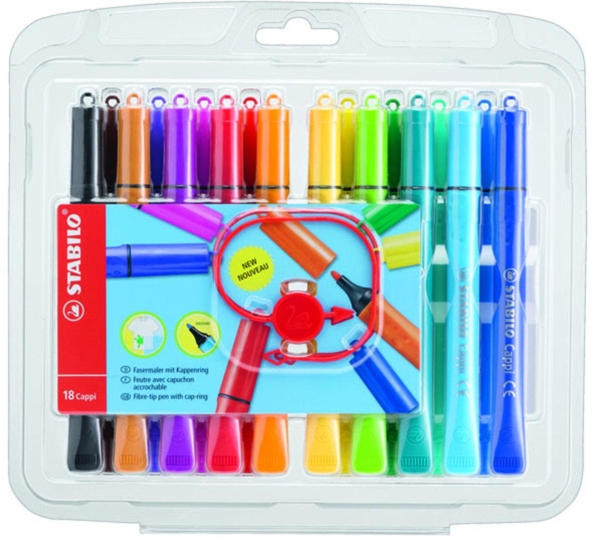 Cappi Pen 18's/wallet