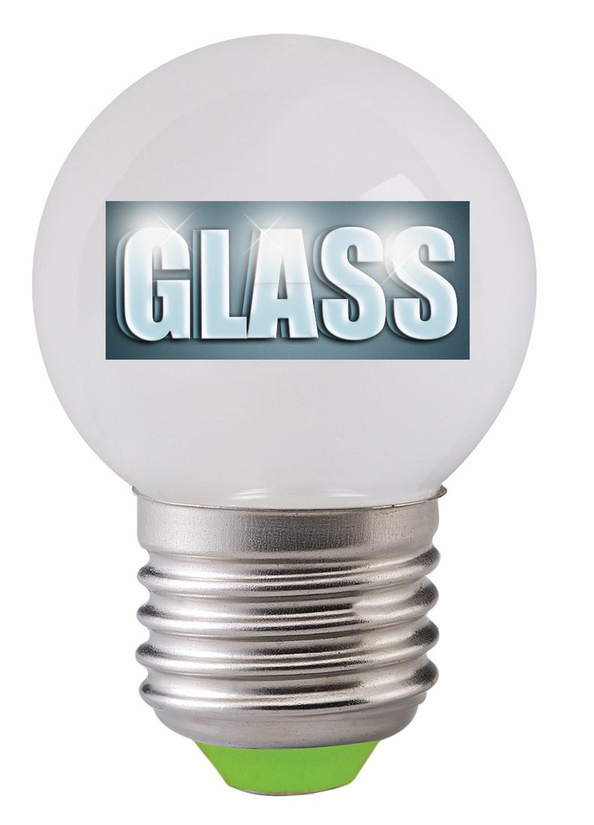 """""""美蒂斯"""" LED 燈泡 3W 冷白光 6500K 大螺頭E27"""