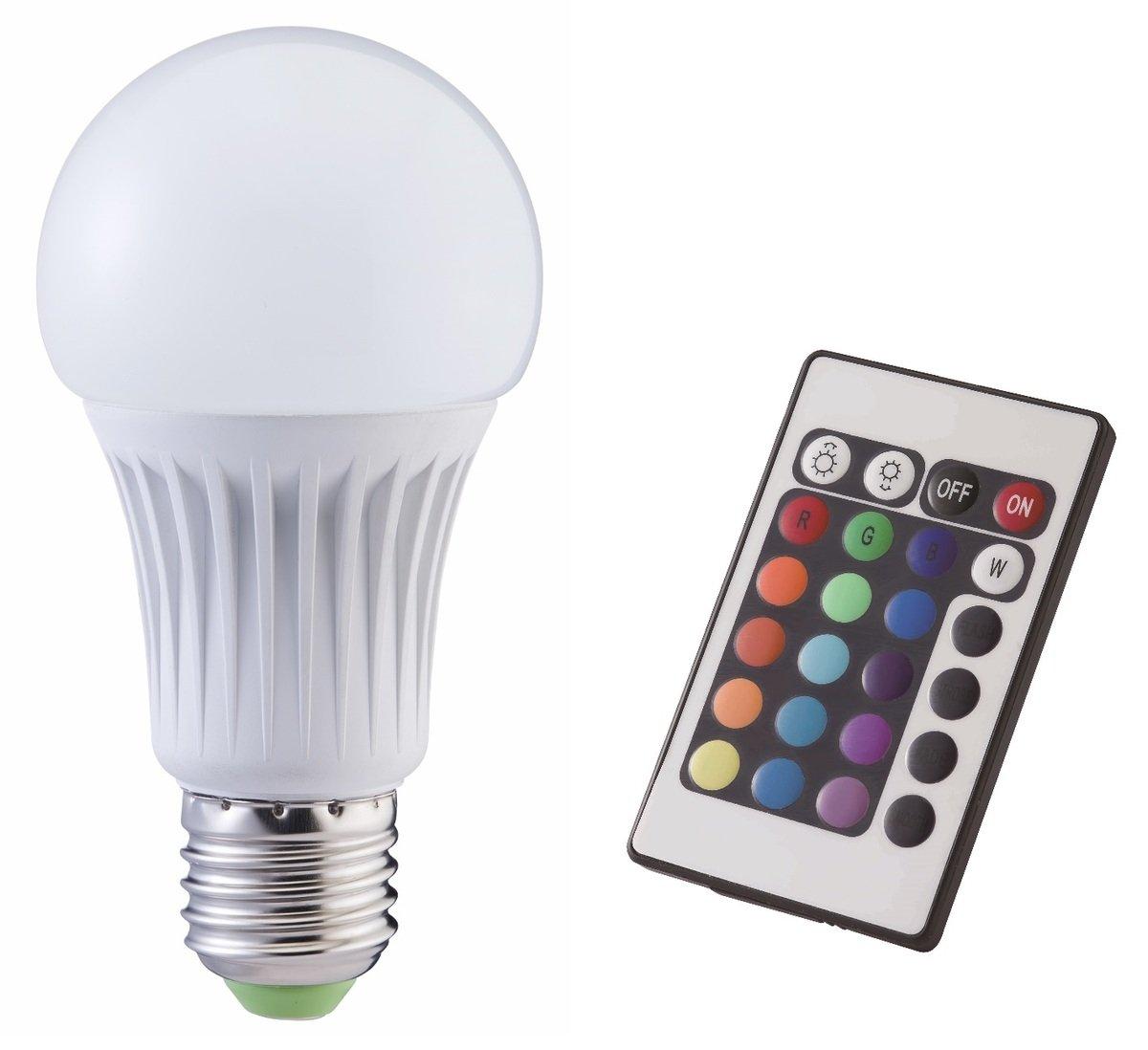 """""""維納斯"""" LED 燈泡 5W RGB 幻彩 大螺頭E27"""