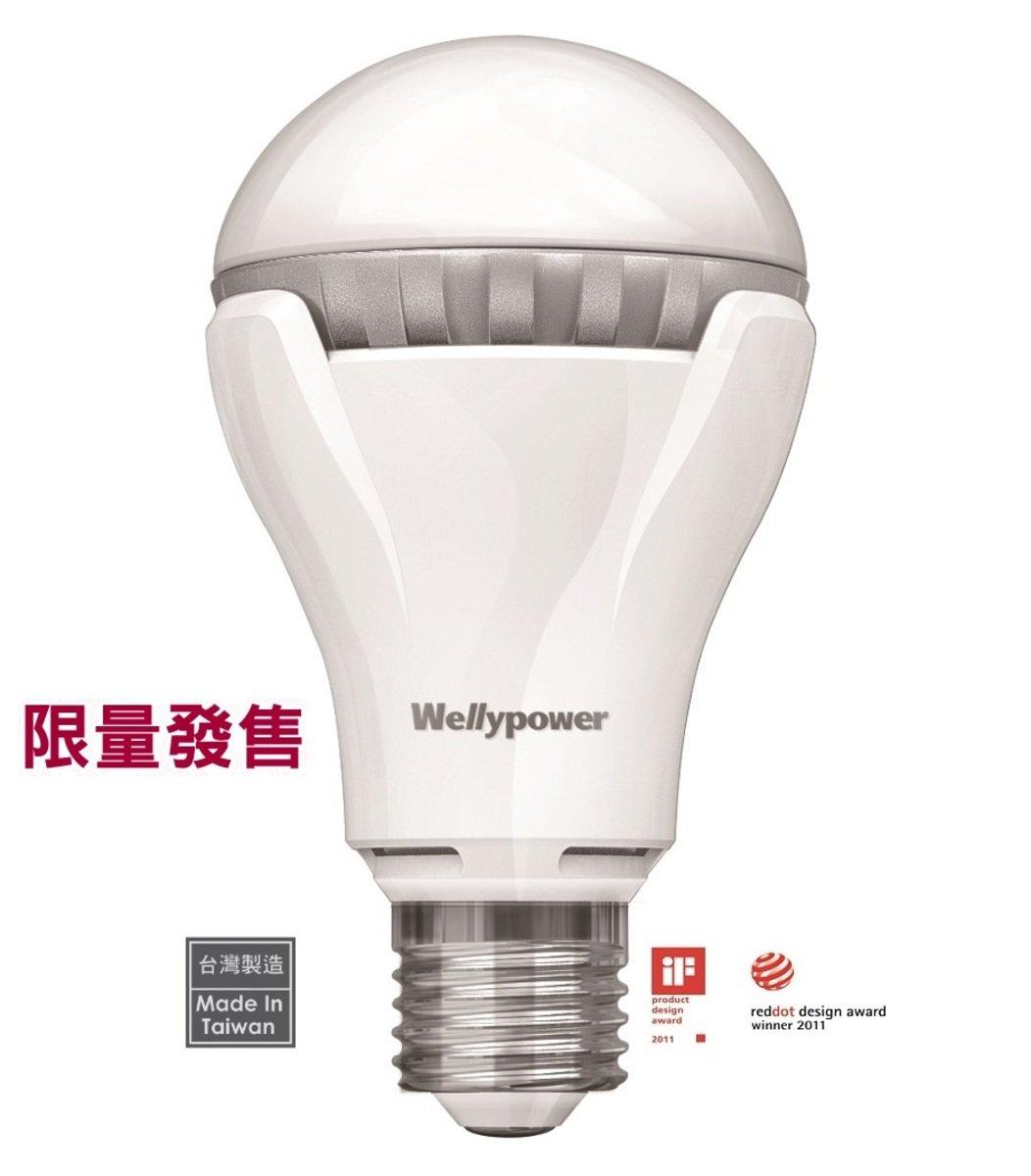 """""""球型"""" LED 燈泡 7W 暖黃光 3000K 大螺頭E27"""