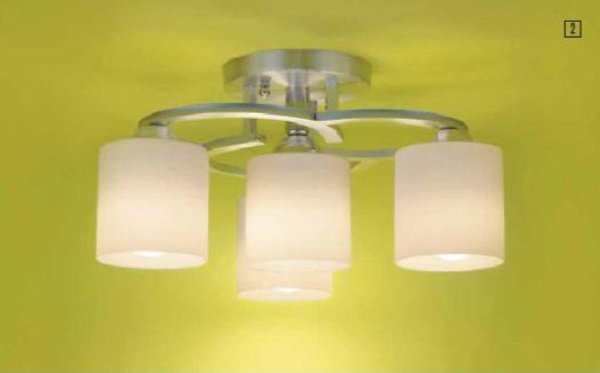 台灣舞光(居家照明)-半吸燈 (DH10772)