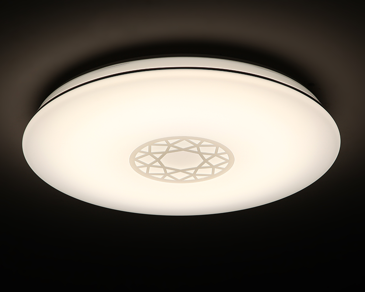 日式智慧LED天花吸頂燈 - 38W (基本型 C206T) (包安裝)