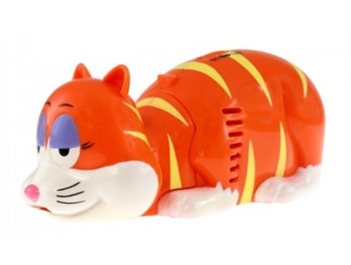 貓 桌面吸塵機