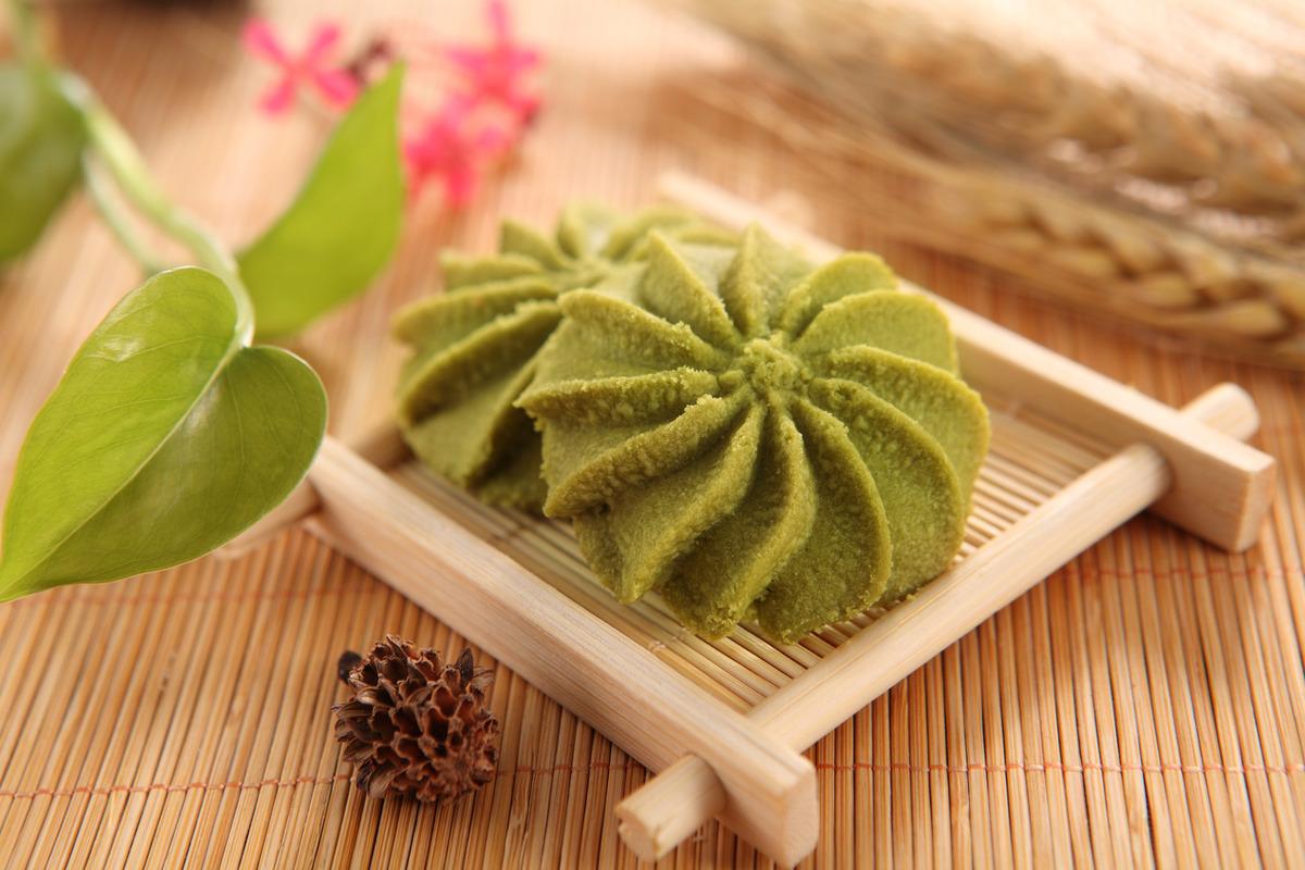焦糖抹茶味曲奇 (100克)
