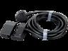 隨插式系列 - 5米電源線套裝 (黑色)