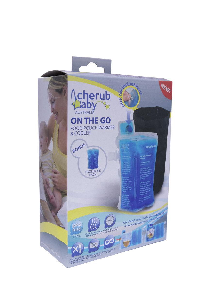 澳洲Cherub baby 食物袋加熱袋及冷卻器