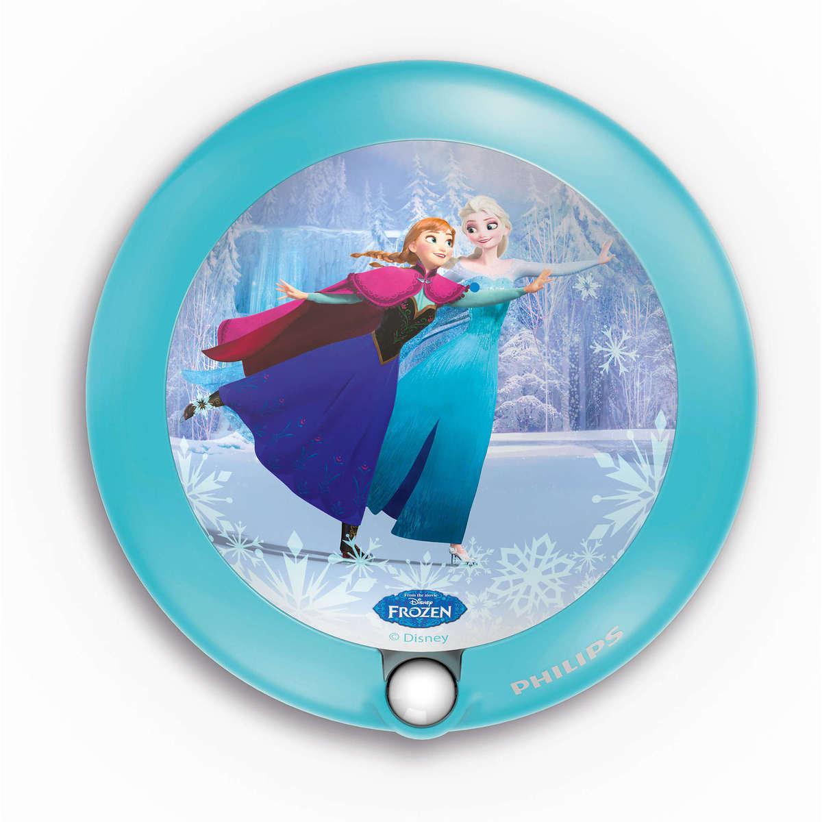71765 Disney 冰雪奇緣感應夜燈