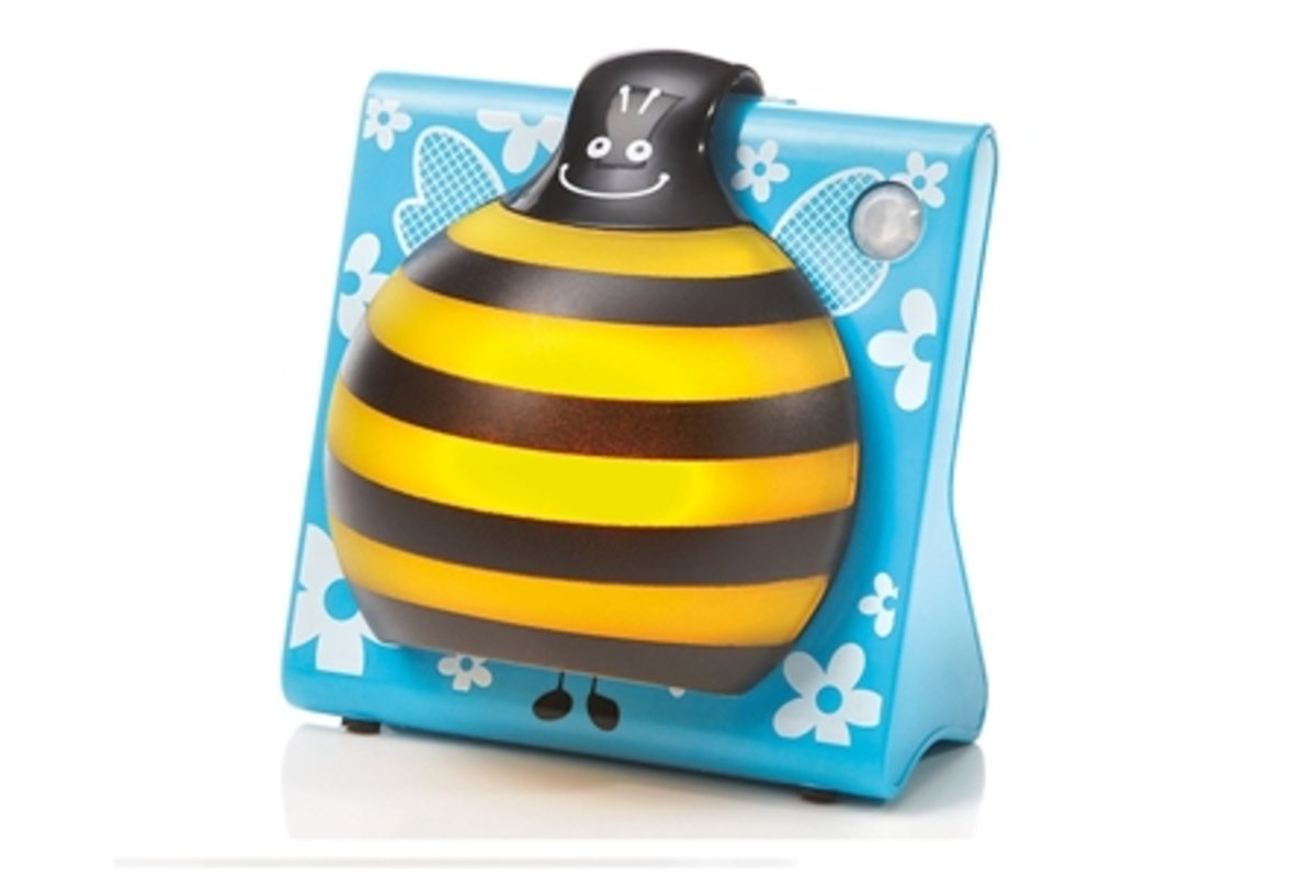 69112/34 蜜蜂形 LED 檯燈