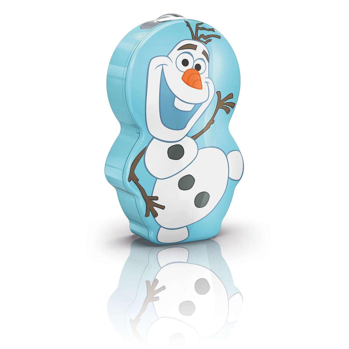 71767 Disney 冰雪奇緣 LED 手電筒