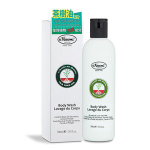 [贈品] 201924 Tea Tree Oil Bath 300ml