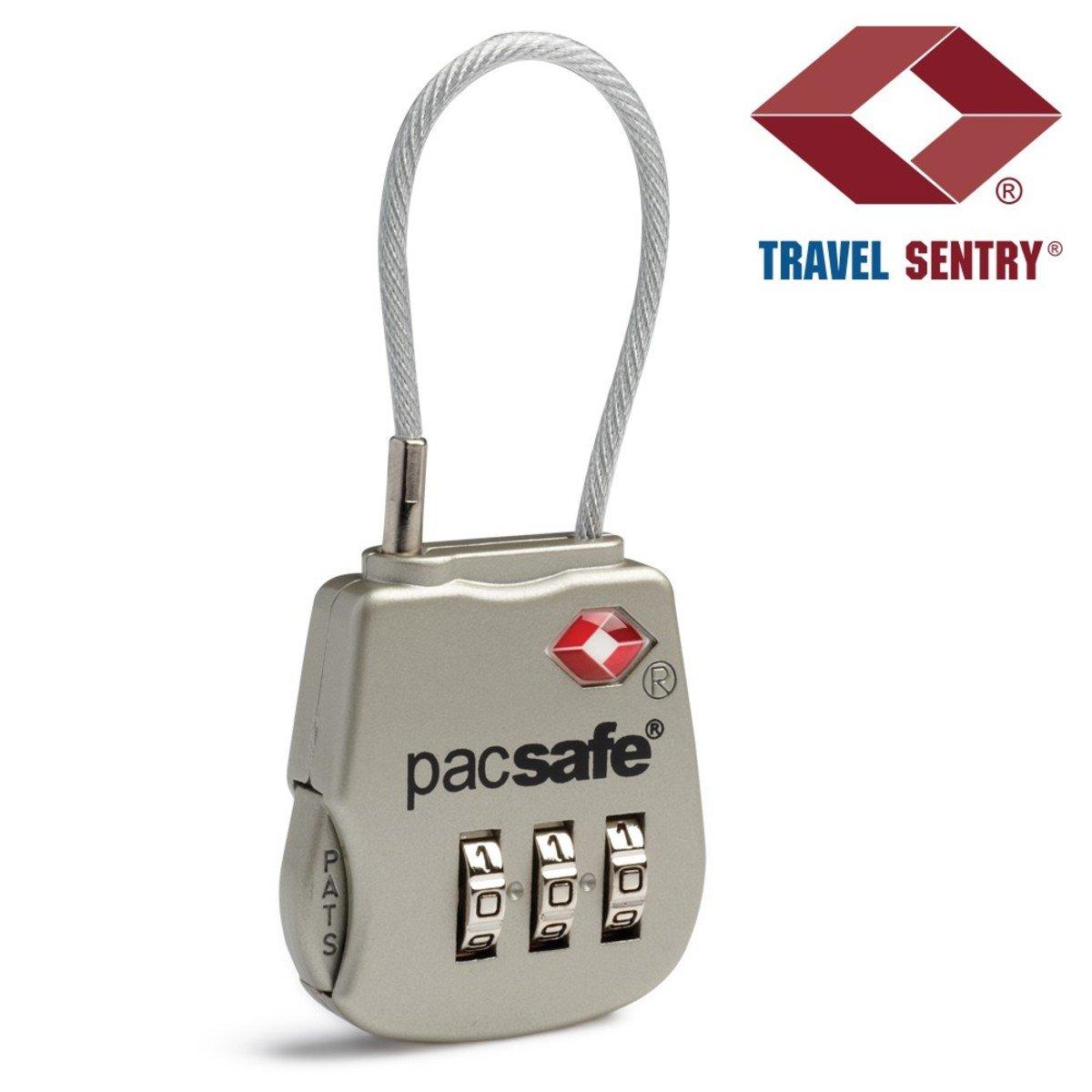 Prosafe800 TSA 認證密碼鋼索鎖