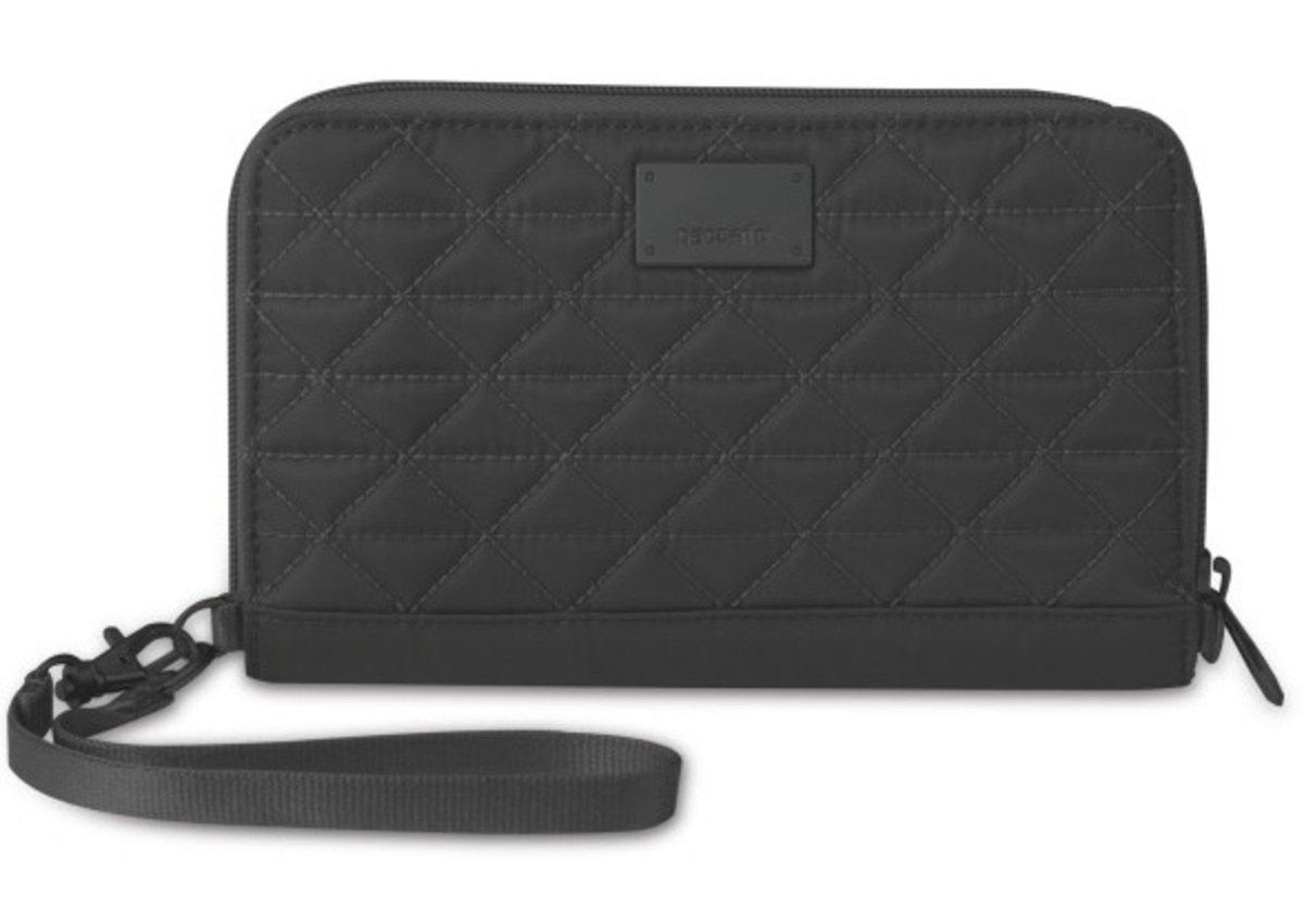 RFIDsafe W200 防盜銀包(黑色)
