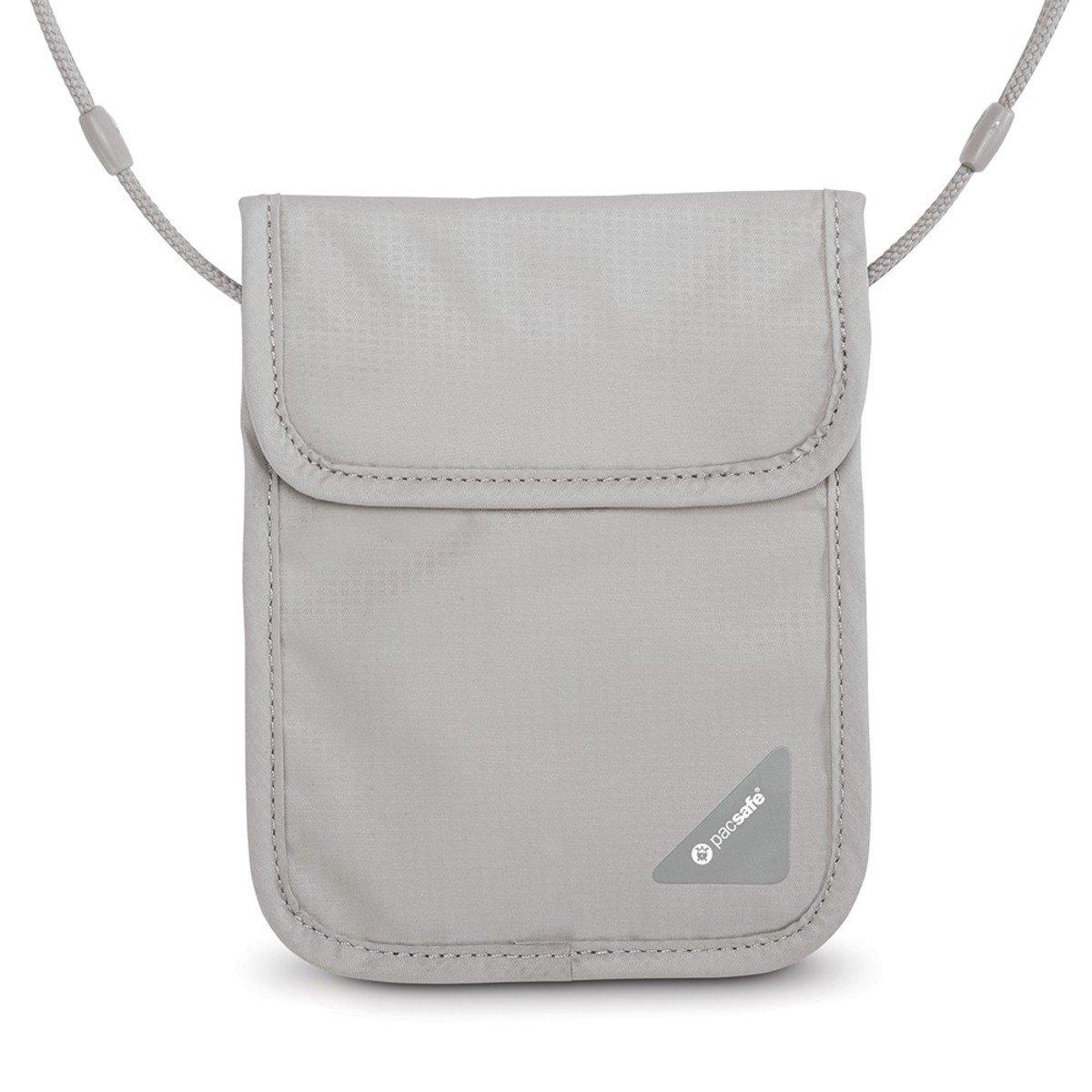 Coversafe™ X75 防盜貼身掛頸袋 (灰色)