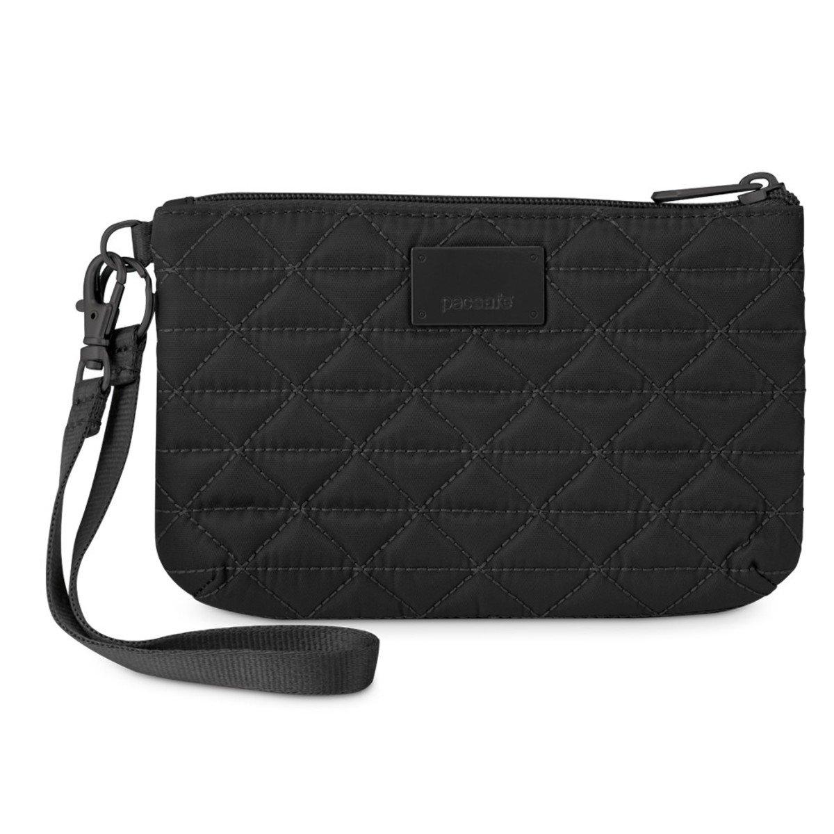 RFIDsafe W75 防盜錢包 (黑色)