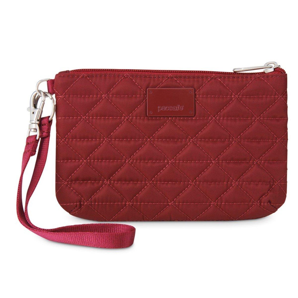 RFIDsafe W75 防盜錢包 (紅色)