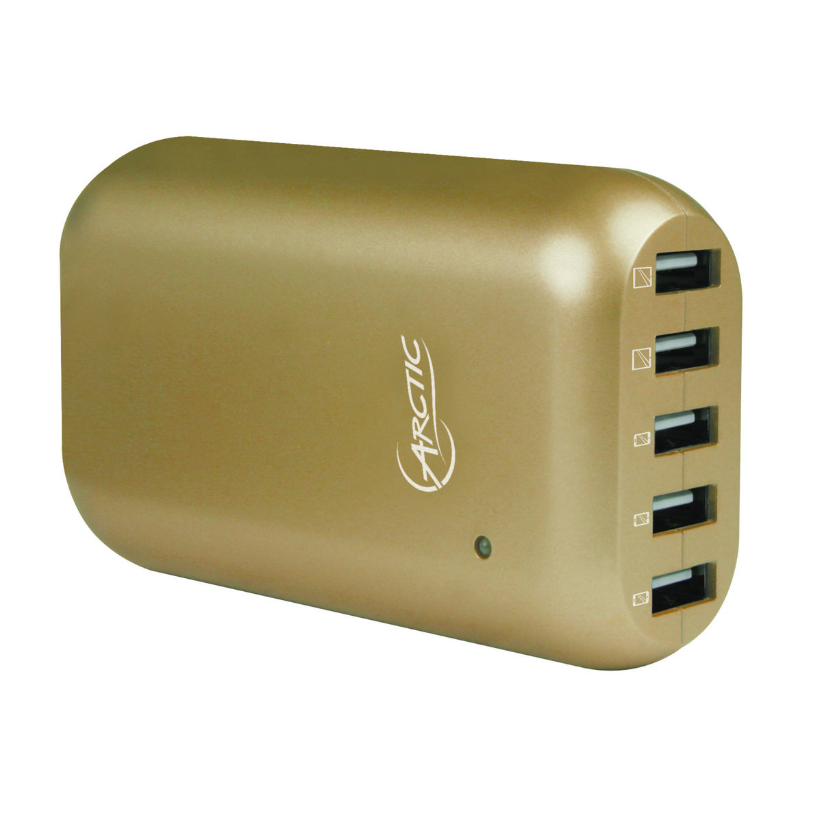 5插口USB快速充電器 (8A Output) (2款顏色)